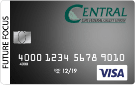 Future Focus Visa Credit Card