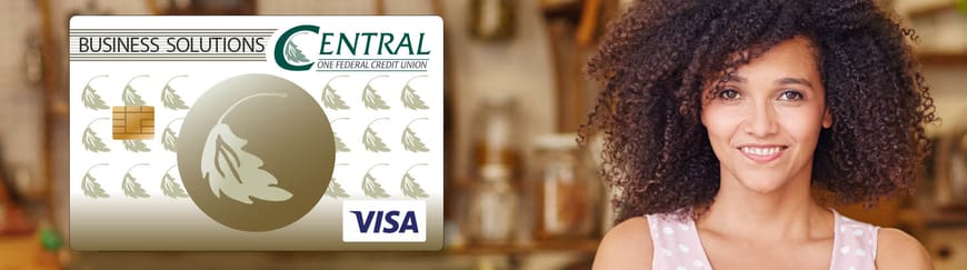 Business Solutions Visa Credit Card