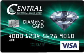 Visa Diamond Credit Card